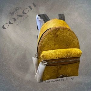 Coach | Back Pack Coin Case